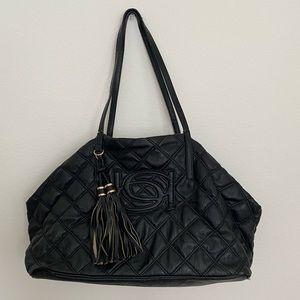 Bebe black purse
